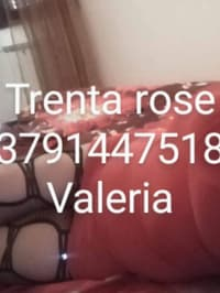 Escorts Donne valeria (latina)